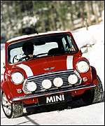 The Mini Cooper is still regarded as a cult icon