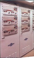 Machinery alarm panels