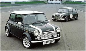 There have been 137 versions of the Mini in total