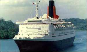 A British shipyard is competing with two German firms for the QE2 refit