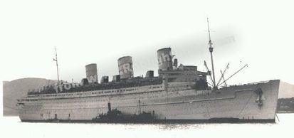 Queen Mary at War